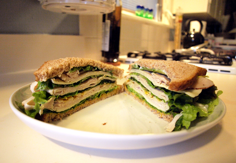 Biafrah Winfrey's Favorite Things: The Sandwich