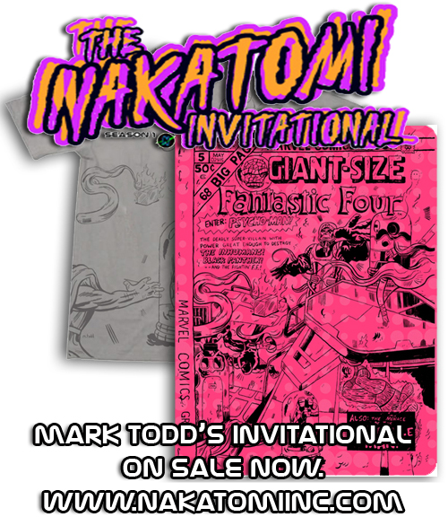Just a few more days for Mark Todd's Invitational!