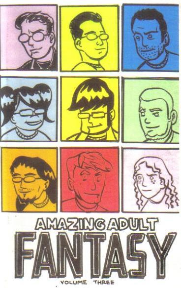 Amazing Adult Fantasy-