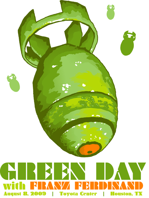 Green Day by Clint Wilson- available now