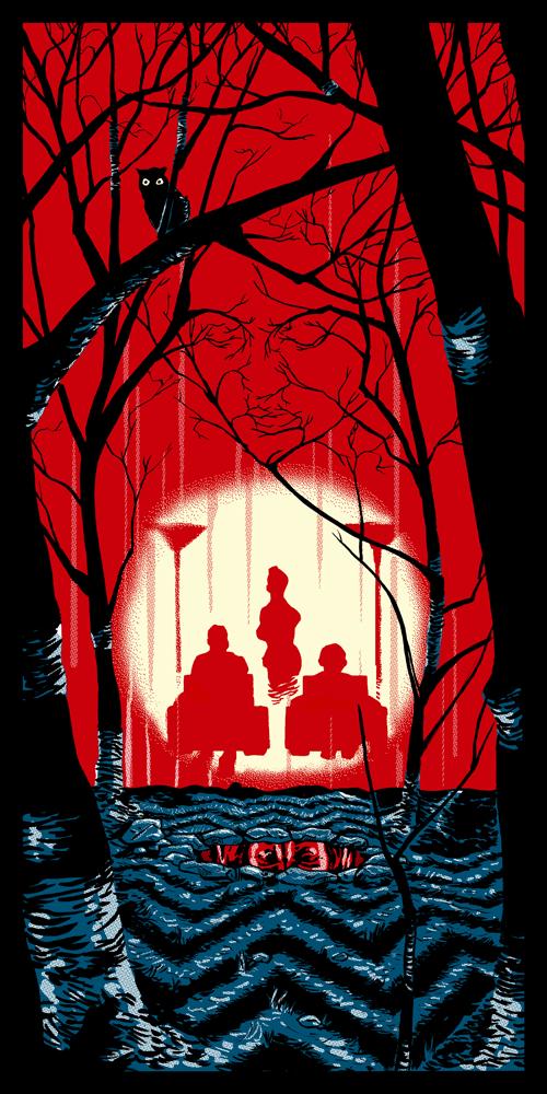 Twin Peaks 20th Anniversary Tribute on sale-