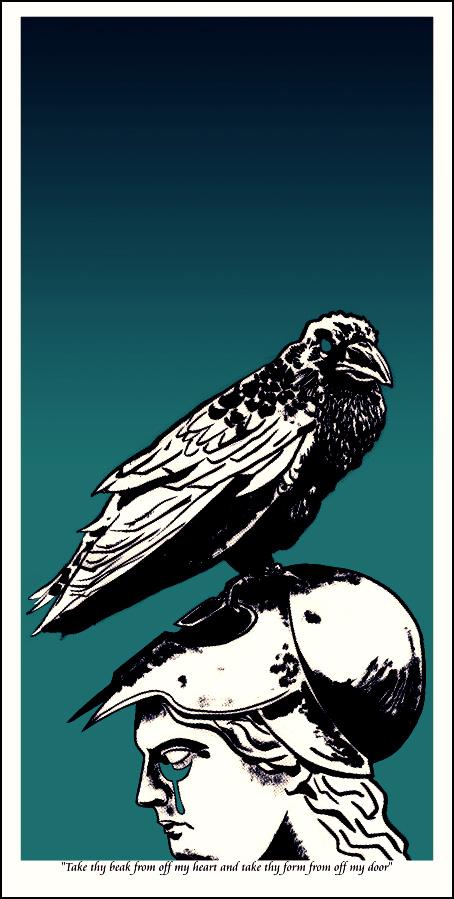 """""""Take Thy Beak"""" art print by Doyle"""