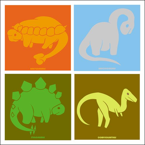 Clint Wilson's Dinosaurs!