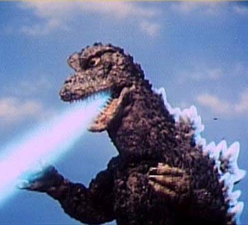 G is for Godzilla, Part One