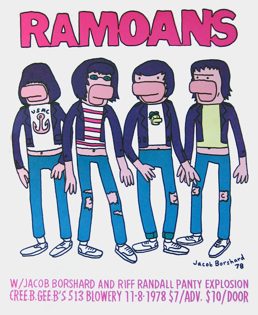 Ramoans by Jacob Borshard-