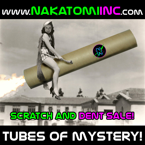 Tubes of Mystery CRAZY SALE!