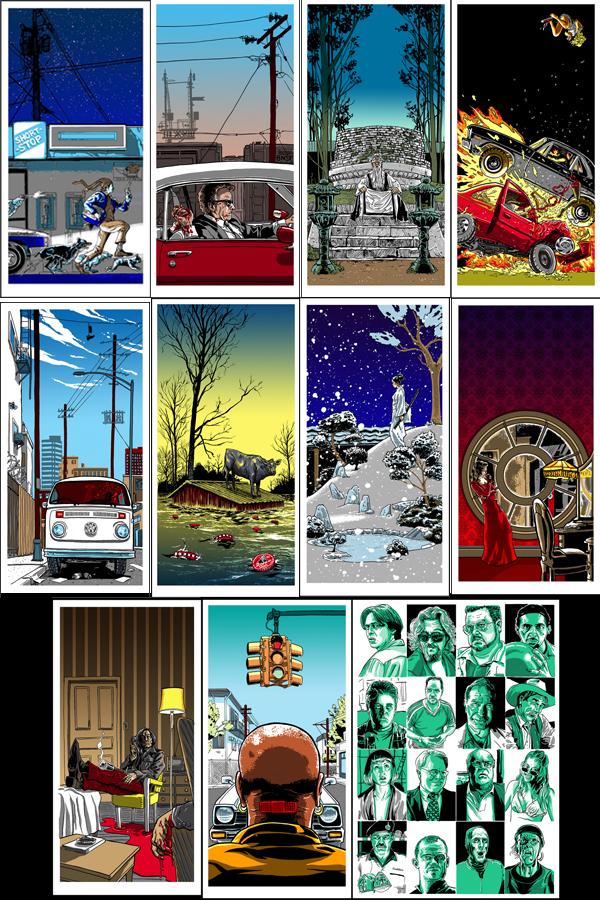 Doyle's Quentin V. Coen prints now Available!