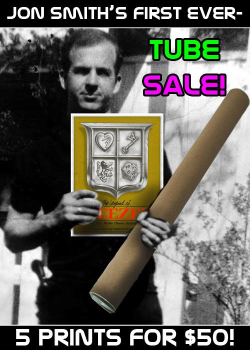 Jon Smith Tube Sale!