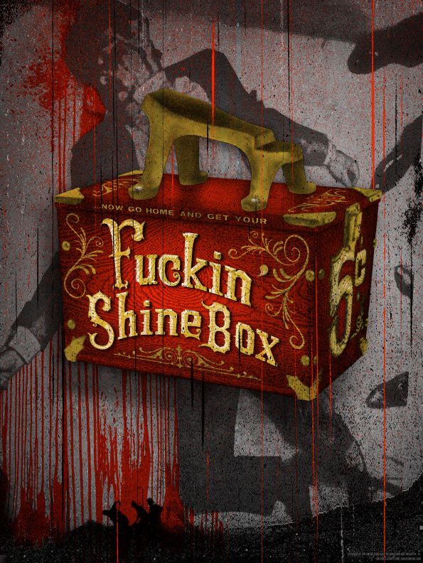 "Jon Smith says- ""Go Get Your Fuckin' SHINEBOX!"""