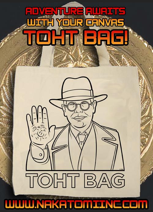 Toht Bag Tote Bag!
