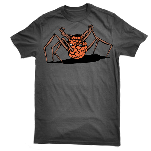 THING SQUARED T-shirt by AYEJAY!