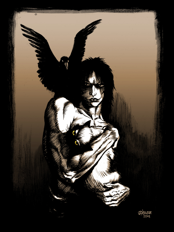 THE CROW by James O'Barr- onsale info