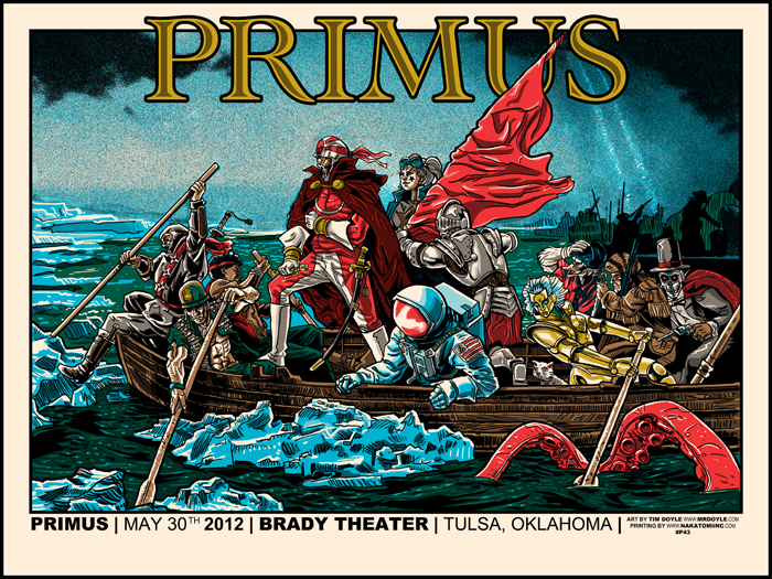 Primus by Doyle- Onsale Info-